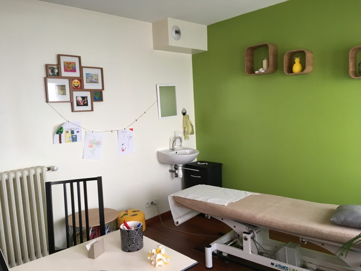 Cabinet Osteopathe Brest Bretagne